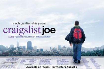 Dokumentarfilmen 'Craigslist Joe' på Netflix