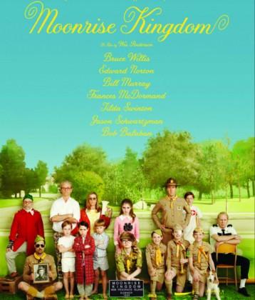 Den skæve og medrivende 'Moonrise Kingdom' på Netflix