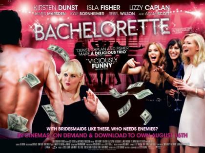 Oplev Kirsten Dunst i bryllupskomedien 'Bachelorette'