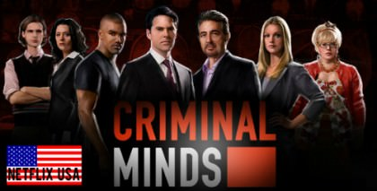 Se 'Criminal Minds' på Netflix USA