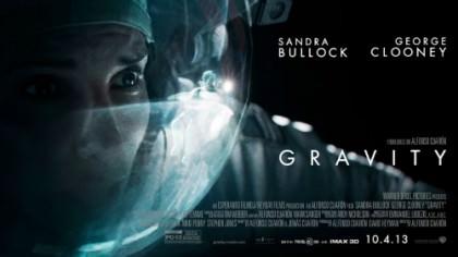 Den 7x Oscar-vindende 'Gravity' på Netflix