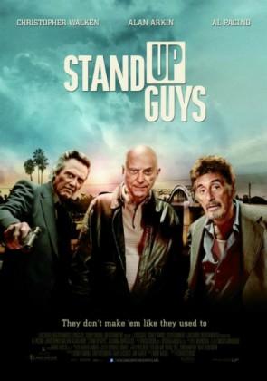 Oplev Al Pacino i 'Stand Up Guys' på Netflix