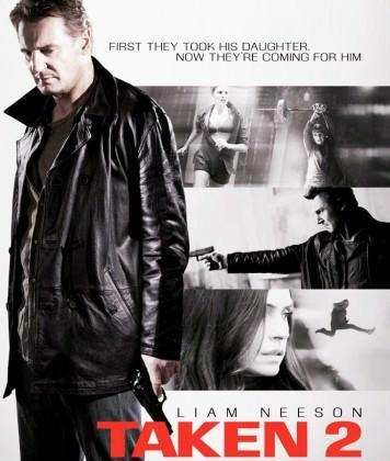 Se Liam Neeson i actionfilmen 'Taken 2'