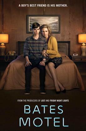 Gysereserien 'Bates Motel' på Netflix