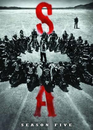 5. sæson af Sons of Anarchy på Netflix