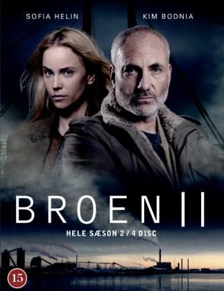 Se den dansk-svenske serie: 'Broen 2'