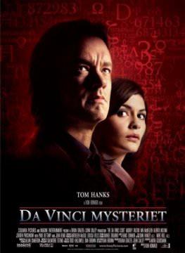 Tom Hanks i 'Da Vinci Mysteriet' på Netflix