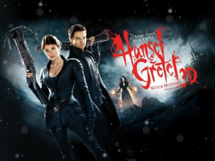 Hansel & Gretel: Witch Hunters på Netflix