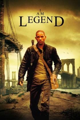 Will Smith i 'I am Legend' på Netflix