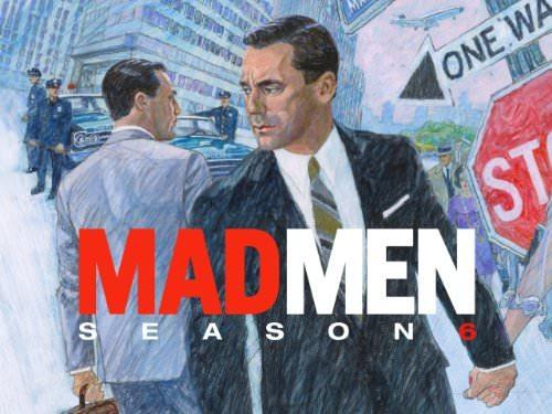 Billed fra tv-serien Mad Men