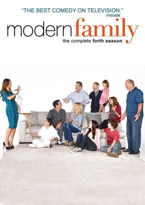 4. sæson af 'Modern Family' på Netflix
