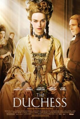Keira Knightley i 'The Duchess' på Netflix