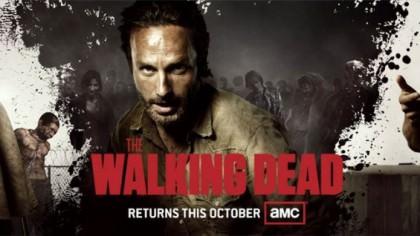 The Walking Dead sæson 3 på Netflix