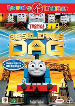 Thomas Tog på Netflix med 'Dieselernes Dag'