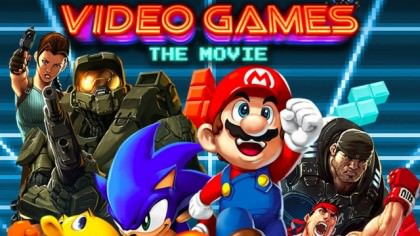 'Video Games – The Movie' dokumentar om computerspil