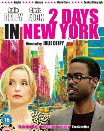 Chris Rock i komedien '2 Days in New York'