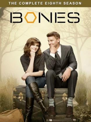 8. sæson af kriminalserien 'Bones' på Netflix