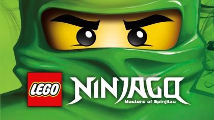 Tag med på et fantastisk LEGO Ninjago eventyr