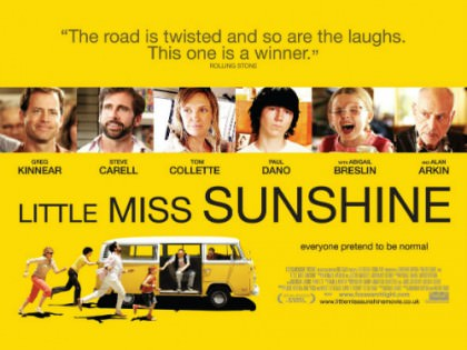 Feel-good filmen 'Little Miss Sunshine' på Netflix