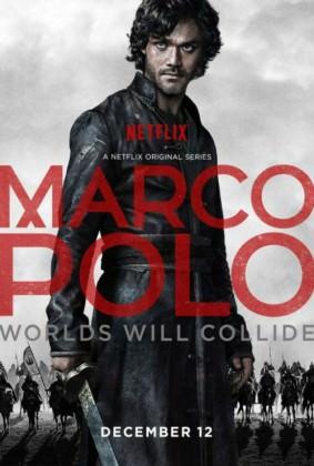 'Marco Polo' ny Netflix-serie kommer til december