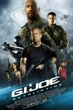 Bruce Willis på Netflix i 'G.I. Joe – Retaliation'