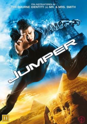 'Jumper' med Hayden Christensen på Netflix