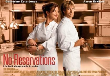 Den romantiske komedie 'No Reservations' på Netflix