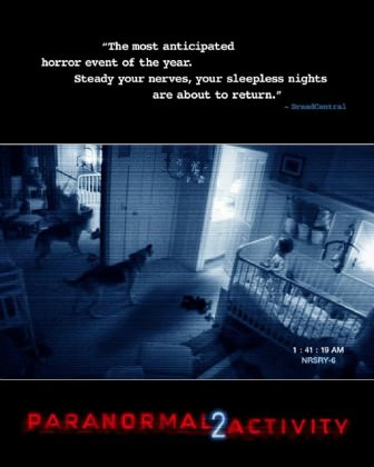 Gyserfænomenet 'Paranormal Activity 2' på Netflix