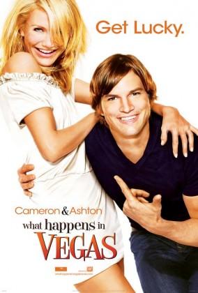 Den romantiske komedie 'What Happens In Vegas'