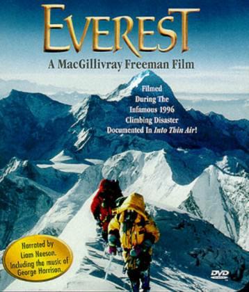Dokumentarfilmen 'Everest' kan nu ses på Netflix