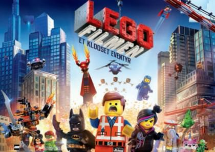 The LEGO Movie på Netflix – men kun på engelsk