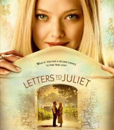 Den romantiske komedie 'Letters To Juliet'