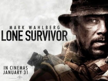 Mark Wahlberg i den autentiske 'Lone Survivor'