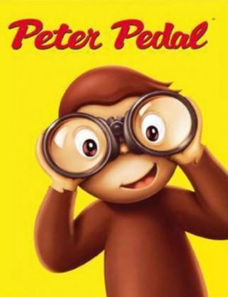 Pas på! Peter Pedal har nu indtaget Netflix!