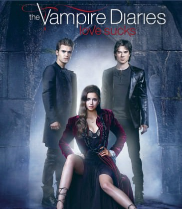 4. sæson af 'The Vampire Diaries' på Netflix