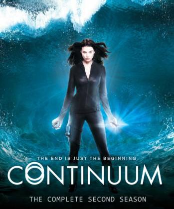 2. sæson af sci-fi serien Continuum på Netflix