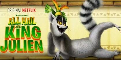 Hil Kong Julien tilbage på Netflix med nye afsnit