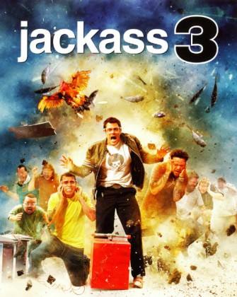 Så er 'Jackass 3' på Netflix