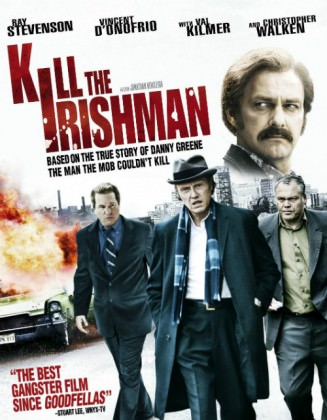 'Kill the Irishman' nu på Netflix