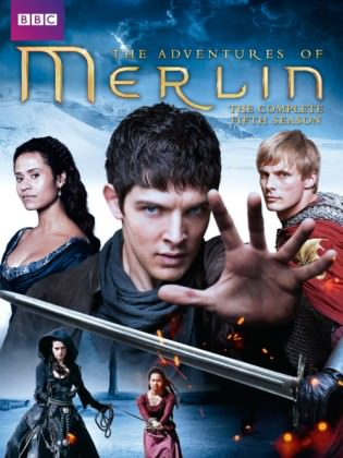 BBC-serien Merlin på Netflix