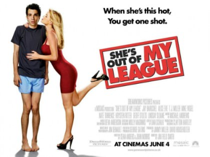 She's Out of My League (Overscoring) på Netflix