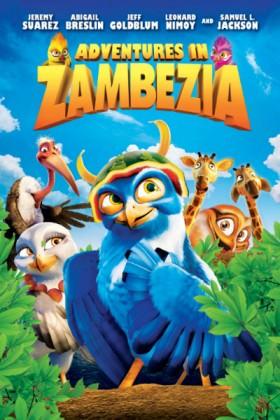 Den animerede familiefilm 'Zambezia' på Netflix