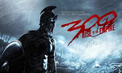 '300: Rise of an Empire' på Netflix