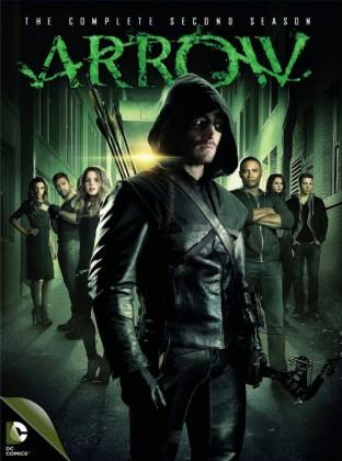 Arrow – sæson 2 nu på Netflix