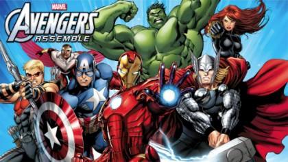 Seriepremiere: 'Marvel's Avengers Assemble' på Netflix