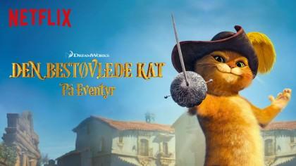 Den Bestøvlede Kat På Eventyr sæson 3 på Netflix