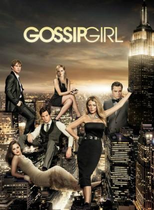 Gossip Girl på Netflix