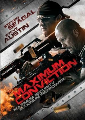 Actionbraget 'Maximum Conviction' med Steven Seagal