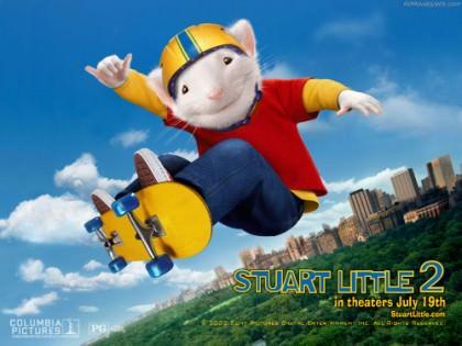 Familiefilmen 'Stuart Little 2' på Netflix