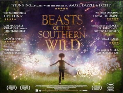 Prisvindende 'Beasts of the Southern Wild' på Netflix